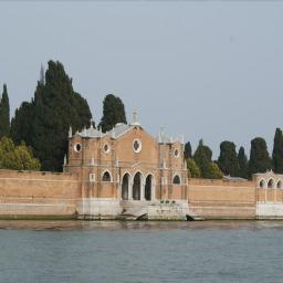 San Michele – cmentarz na wodzie