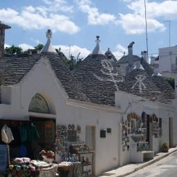 Alberobello – nareszcie ujrzałam! Część II Apulia 2017